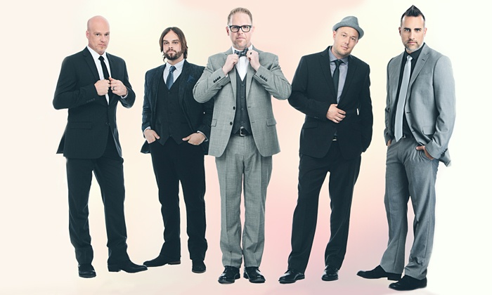 MercyMe - Mississippi Coliseum: MercyMe at Mississippi Coliseum on Saturday, October 4, at 7 p.m. (Up to 55% Off)