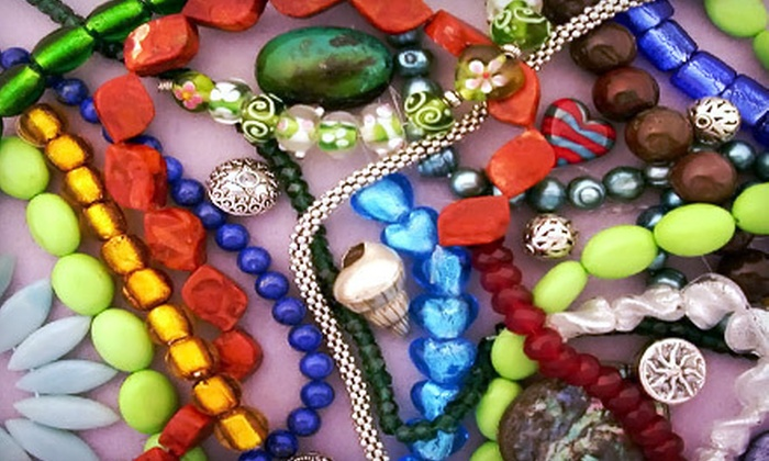 Sage Jewelry Arts - Windsor Landing: Jewelry-Making Class for 1 or 2, or Private Group Class at Sage Jewelry Arts in Matthews (Up to 62% Off)