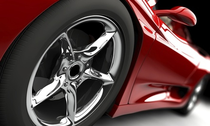 Canotek Auto Detailing - Canotek Auto Detailing: Auto Detailing with Optional Tire Swap at Canotek Auto Detailing (50% Off)