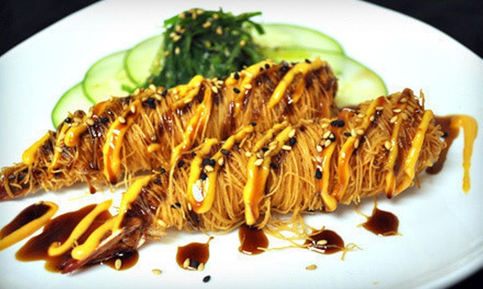 MJ China Bistro - Oakland Estates: Asian Dinner for Two or $5 for $10 Worth of Takeout Orders at MJ China Bistro