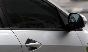 Royal Treatment Window Tinting: Automobile Window Tinting for Two Front Windows or Five Windows at Royal Treatment Window Tinting (Up to 53% Off)