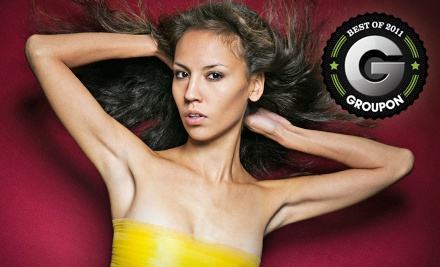 6 Laser Hair-Removal Treatments on a Small Area (a $500 value) - Simply Skin in Benton
