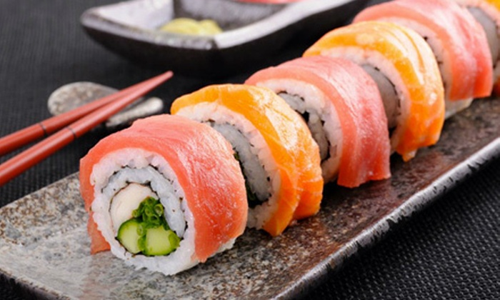 Ichiban Hibachi Steakhouse & Sushi Bar - Pine: $15 for $30 Worth of Sushi and Japanese Food at Ichiban Hibachi Steakhouse & Sushi Bar. Two Options Available.