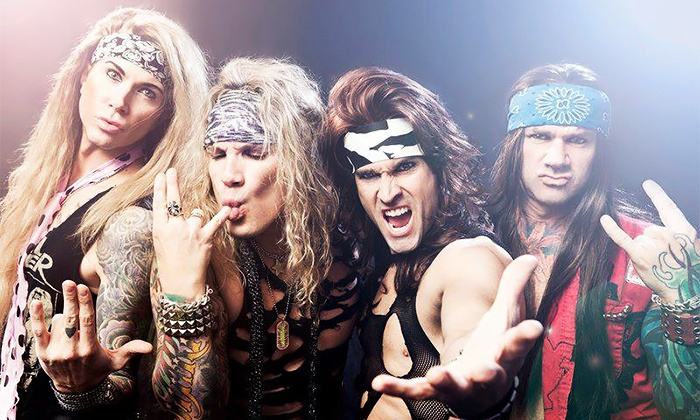Steel Panther - House of Blues Sunset Strip: $10 for Steel Panther at House of Blues Sunset Strip on April 21 at 9:30 p.m. (Up to $19 Value)