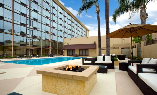 Red Lion Hotels Anaheim Resort - Anaheim, CA: Stay with Optional Parking at Red Lion Hotels Anaheim Resort in California; Dates into November