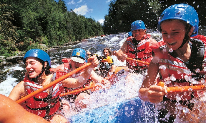 Penobscot Adventures - Millinocket: Whitewater Rafting for Two or Four from Penobscot Adventures (Up to 47% Off)