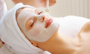 Merchi's Beauty Salon: One Deep-Cleansing Facial, or One or Two Facials with Microdermabrasion at Merchi's Beauty Salon (Up to 61% Off)