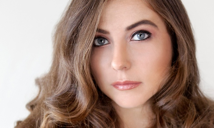 Angie Carr at Priss Studio - Birmingham: Blow-Dry Style with Optional Haircut or Haircut and Partial Highlights from Angie Carr at Priss Studio (Up to 58% Off)