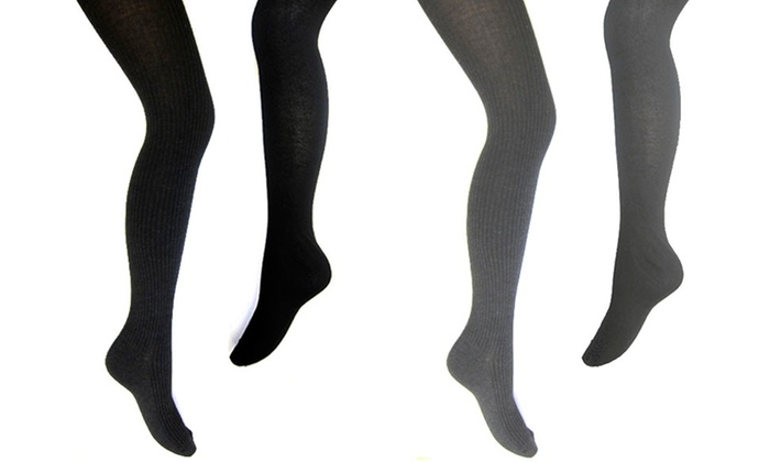 Chinese Laundry Fleece-Lined Tights: Chinese Laundry Footed and Footless Fleece-Lined Tights. Multiple Styles and Colors Available.