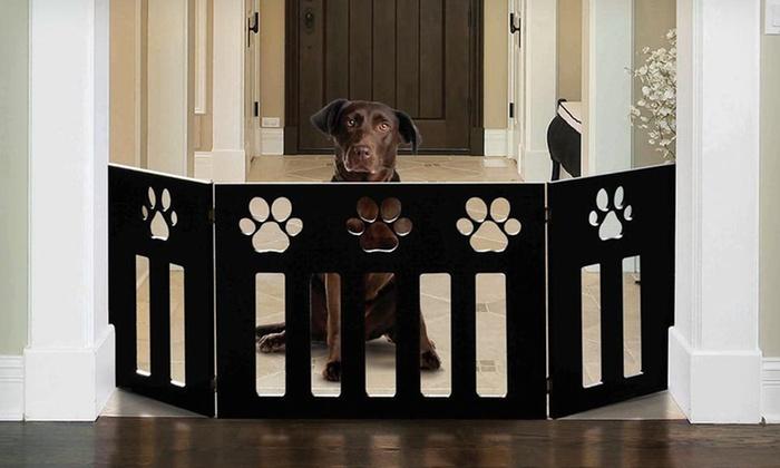 Adjustable Pet Gates: Up To 57% Off An Adjustable Pet Gate.
