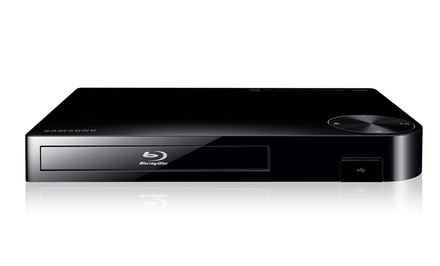 Samsung Blu-ray Player with WiFi and Samsung Apps (Refurbished). Free Returns.