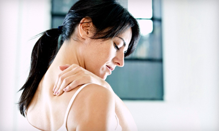 Malton Family Chiropractic - Guilford Center: $45 for a Chiropractic Evaluation and Three Adjustments at Malton Family Chiropractic (Up to $250 Value)