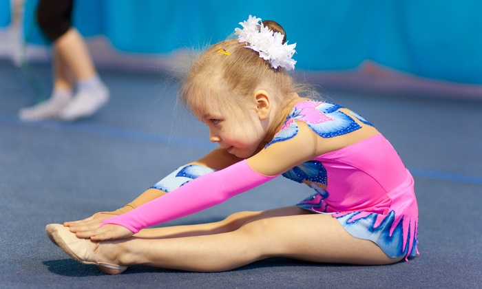 Ultimate Gymnastics - Suwanee-Duluth: One Month of Gymnastics or Tumbling Classes at Ultimate Gymnastics (Up to 48% Off). Three Options Available.