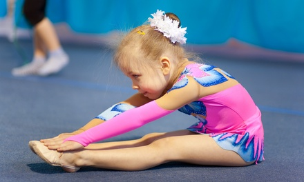 Gymnastics Classes and Cheer Tumbling at Kansas Gymnastics and Cheer (Up to 52% Off). 5 Options.