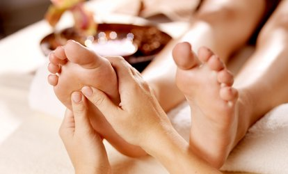 image for 35% Off Reflexology - Foot
