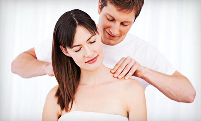 Touch Massage Therapy - Farmers Branch: Three-Hour Private or Group Couples-Massage Class at Touch Massage Therapy (Up to 70% Off)