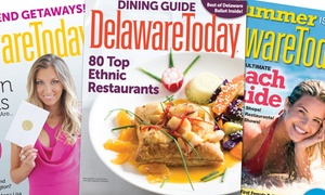 "Delaware Today: One- or Two-Year Subscription to ""Delaware Today"" (Up to 53% Off)"