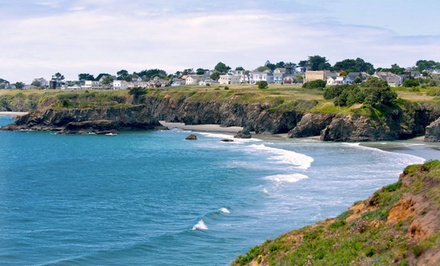 Stay at Mendocino Hotel in Mendocino, CA. Dates into July.