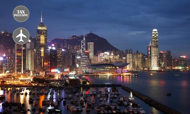 HK: Stay with Return Flights 0