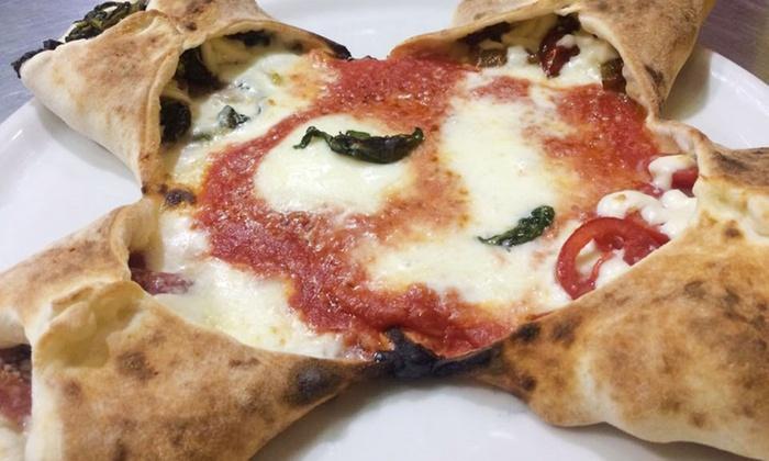La Posteggia - Napoli: Menu con impepata di cozze, pizza a scelta tra oltre 100 gusti e birra al ristorante La Posteggia (sconto fino a 59%)
