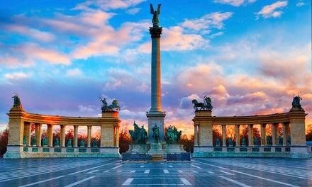 ✈ Budapeszt: 4-dniowa wycieczka ze śniadaniem i przelotem