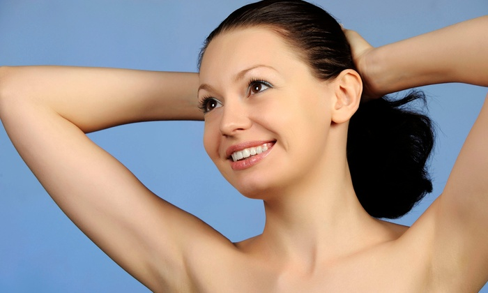 SpaFit - Multiple Locations: Three or Six Laser Hair-Removal Treatments on a Small, Medium, or Large Area at SpaFit  (Up to 74% Off)
