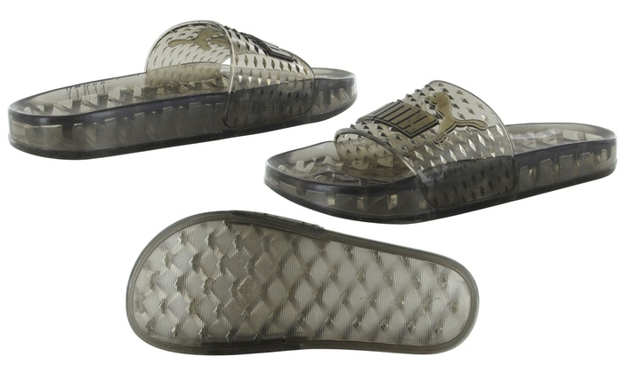 Up To 72% Off on Puma Women's Jelly Sandals | Groupon Goods