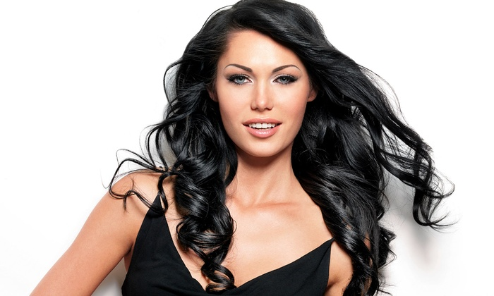 2 Blowout Bar - Highland Park: One or Two Makeup Applications with Credit Toward Makeup at 2 Blowout Bar (56% Off)
