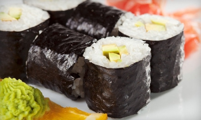 Sea To You Sushi - Brookline: $30 for $60 Worth of Sushi and Goods or Take-Home Sushi-Making Kit with $20 Worth of Rolling Meat at Sea To You Sushi