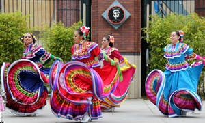 Grupo Folklorico Los Laureles: One or Two Months of Mexican Folklorico Dance Classes at Grupo Folklorico Los Laureles (Up to 51% Off)