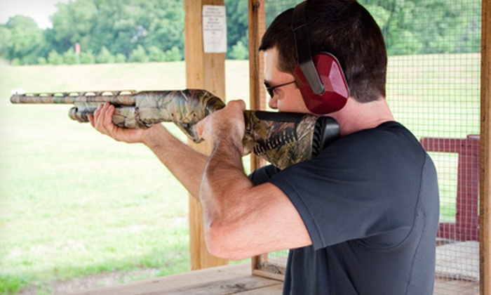 U.S. Training Group - Davis Tract: $75 for a Basic-Pistol or Basic-Rifle Introductory Course from U.S. Training Group in South San Francisco ($175 Value)