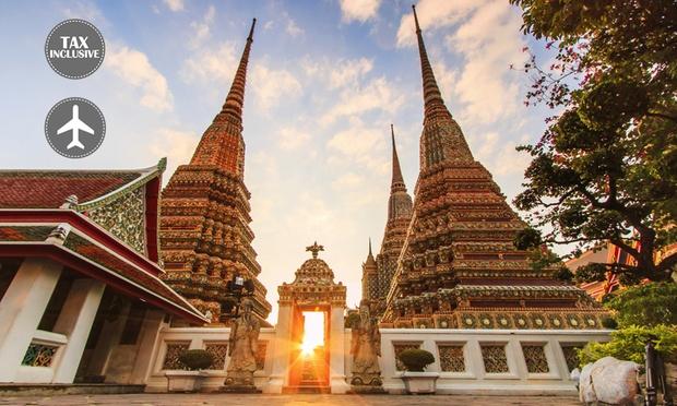 Bangkok: SIA Return Flights 0