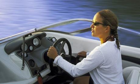 Permis bateau côtier avec permis fluvial en option et accès illimité en e-learning à Defim