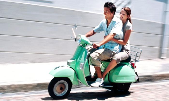 Redline Motorsports - Takoma - DC: Full Scooter or Motorcycle Tune-Up at Redline Motorsports (Up to 56% Off)