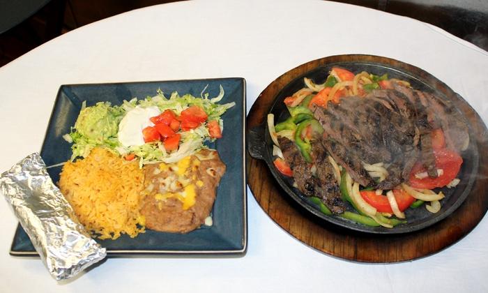 El Sol Azteca Bar & Grill - Dulles: Mexican Cuisine at El Sol Azteca Bar & Grill (43% Off). Two Options Available.