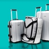 $99.99 for a 3-Piece Hard-Shell Luggage Set