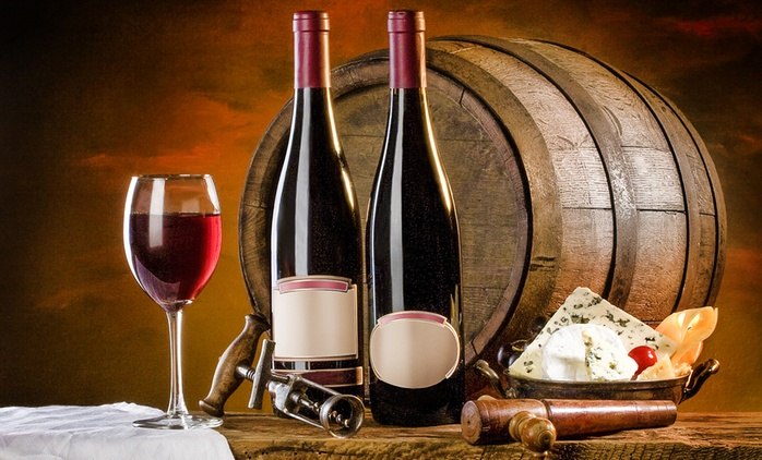 Italian Wine Tasting with Cheese or Old Vintage Wine Tasting for Two or Four at Dionysius Shop (Up to 67% Off)