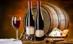Dionysius Shop: Wine Tasting For Two With Cheese (£24), or Vintage Wine (£69) at Dionysius Shop (Up to 71% Off)