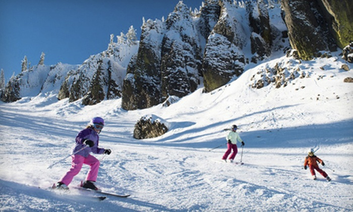 Mission Ridge Ski & Board Resort - Wenatchee: One Day of Any-Day Lift Access for One or Two at Mission Ridge Ski & Board Resort (Up to 43% Off)