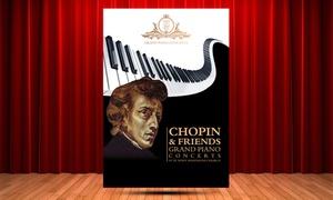 """Chopin & Przyjaciele: Od 49,90 zł: bilet na cykliczny koncert fortepianowy """"Chopin & Przyjaciele"""" w Katedrze św. Marii Magdaleny"""