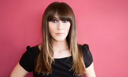 Haircut with Options for Highlights or Color at Smokin Hot Hair Salon with Rachele Linford (Up to 58% Off)