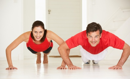 One or Two Months of Unlimited Fitness Classes  with Enrollment Fee at Kosama (Up to 77% Off)