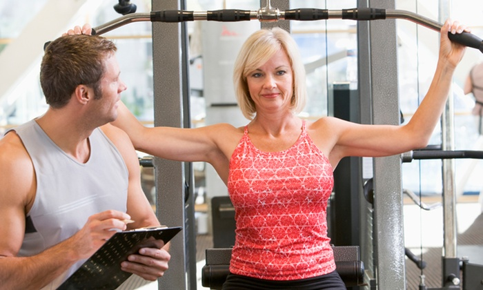 40 Plus Personal Training - Cal Young: $45 for $100 Groupon Toward 2 Weeks of Private Personal Training — 40 Plus Personal Training