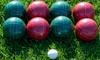Davidson Collection 10-Piece Bocce Ball Set: Davidson Collection 10-Piece Bocce Ball Set. Free Returns.