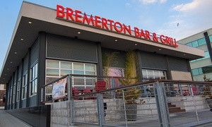$17 for $30 Worth of American Food at Bremerton Bar & Grill