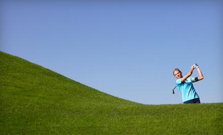 18-Hole Round of Golf, Including Cart Rental - Highland Creek Golf Club in Charlotte