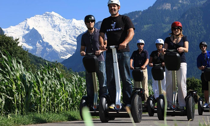 Segway of Edmonds - Segway of Edmonds: Segway Tour for One, Two, or Four from Segway of Edmonds (Up to 57% Off)