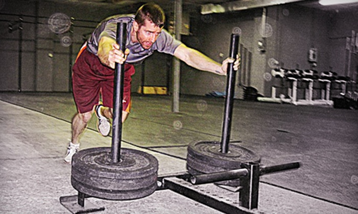 CrossFit Platoon - Manhasset: 5, 10, or 20 Classes at CrossFit Platoon (Up to 78% Off)
