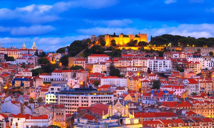 Portugal Vacation with Airfare - Lisbon: Six-Night Trip to Lisbon with Round-Trip Airfare from SATA