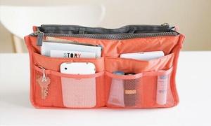 Dimoda Fashions: Two Handbag Organizers or $50 toward Jewelry from Dimoda Fashions (Up to 80% Off)